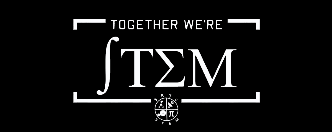 A logo for the STEM Cluster